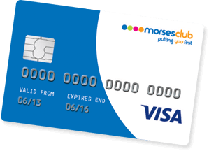 Your Morses Club Card
