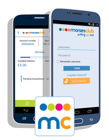 The Morses Club Card Mobile App