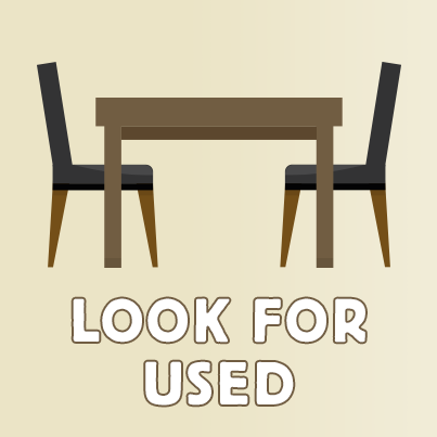 Look for Used
