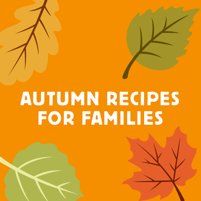 Autumn Family Recipes