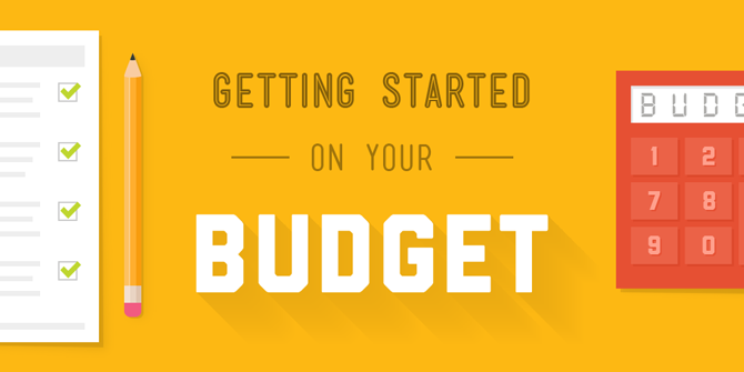 Getting started on a budget