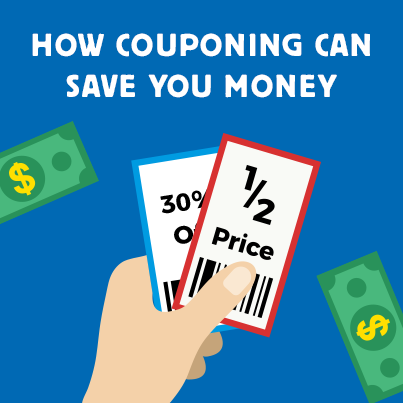 How Couponing Can Save You Money