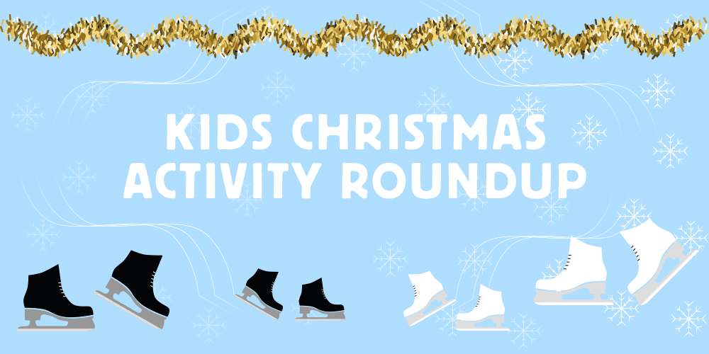 Kids Christmas Activity Roundup
