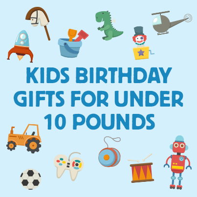 Kids Gifts for Under £10