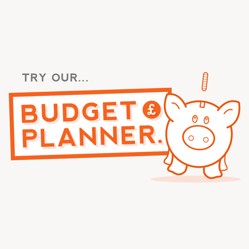 Morses Club Monthly Budget Planner
