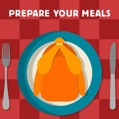 Prepare Your Meals