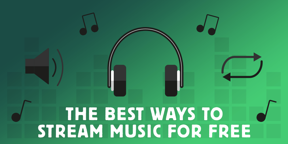 The Best Places to Stream Music for Free