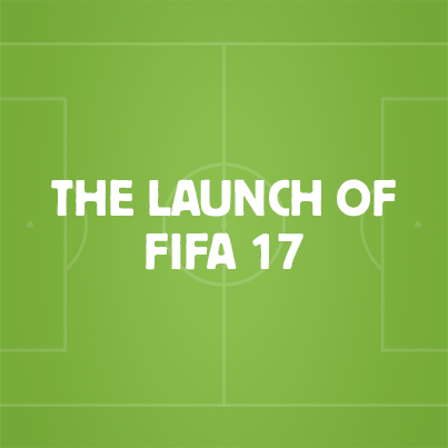 The Launch of FIFA 17