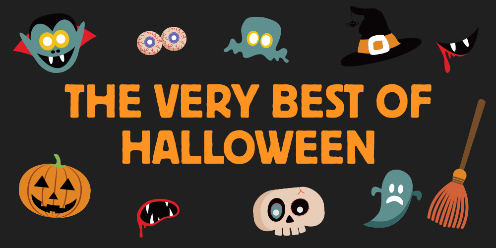 The very best of Halloween