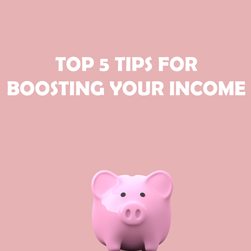 Boosting Income main