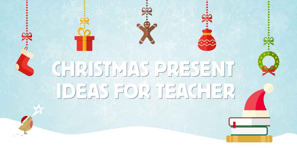 Treat your teacher this Christmas!