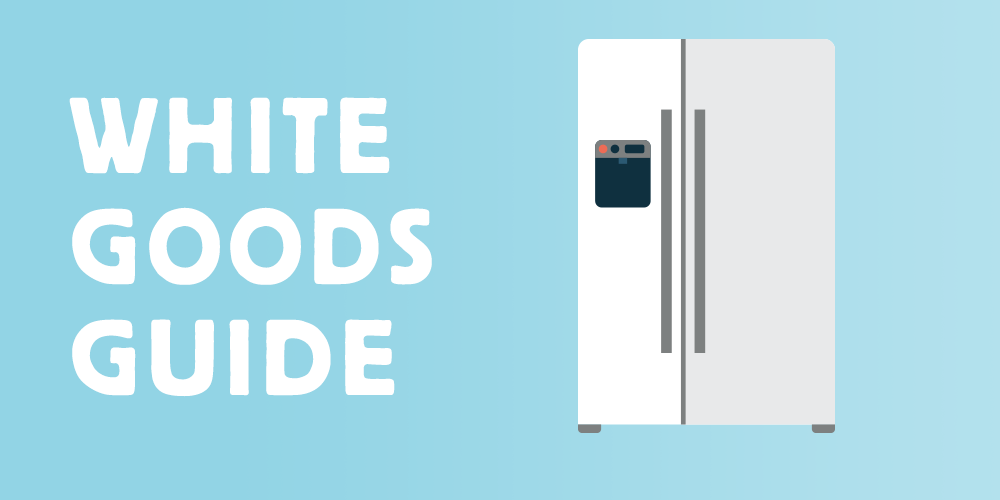 White Goods Guide – Energy Saving