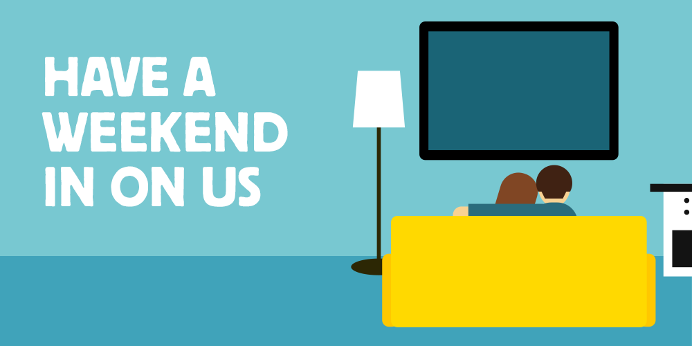 Win a Weekend in On Us
